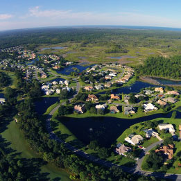 Aerial View of GlenLakes