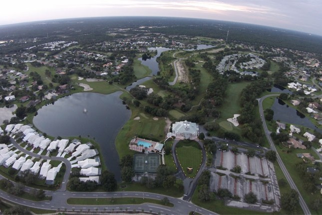 Aerial of GlenLakes