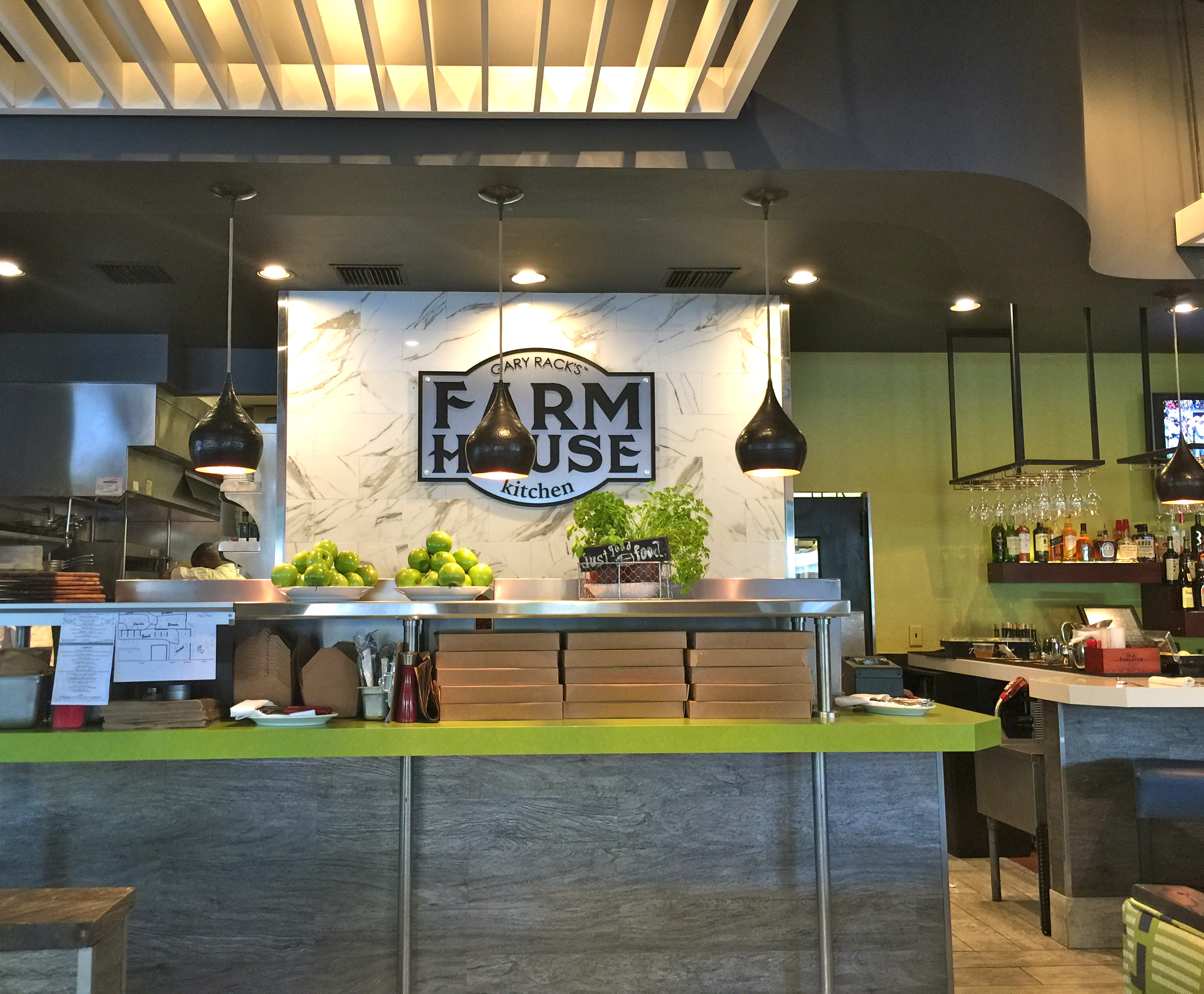 Farm to Table Food options near GlenLakes